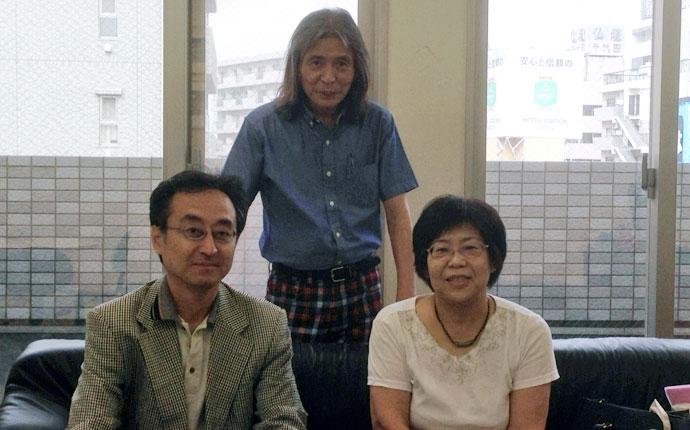 佐藤さんと銕川さん
