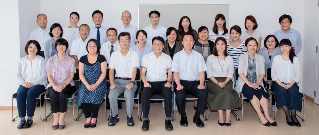 高いスキルとプロ意識を持つ日本語講師陣