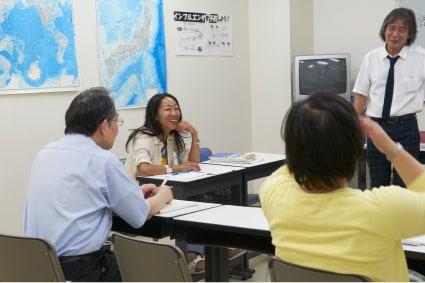 日本語教師になろうと思ったきっかけは?